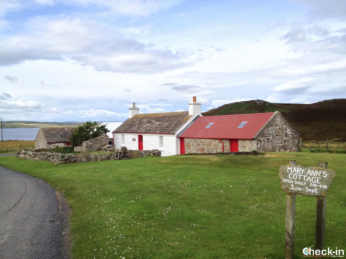Caithness: il Mary Ann's Cottage