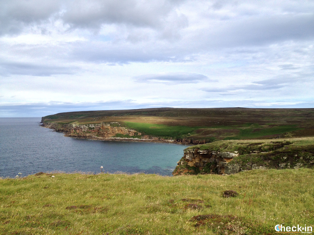 Caithness: in cammino verso Peedie Sands