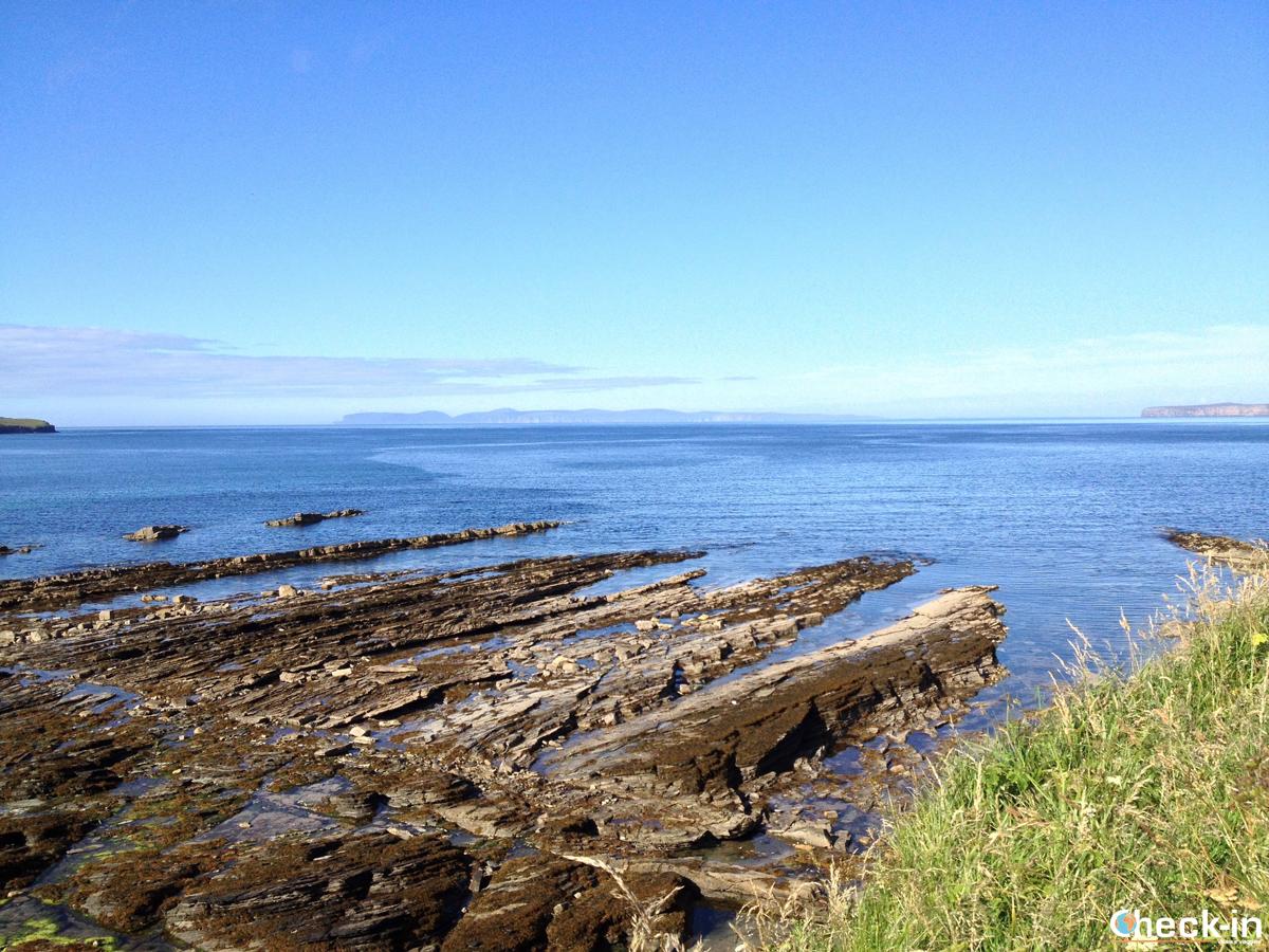 Caithness: le Orcadi viste dalla Victoria Walk
