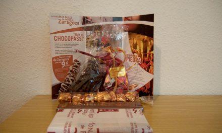 Con il Chocopass per assaggiare la Saragozza di cioccolato