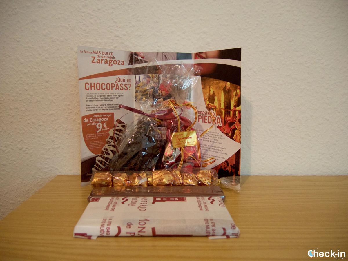 Il Chocopass di Saragozza: la mia spesa cioccolatosa