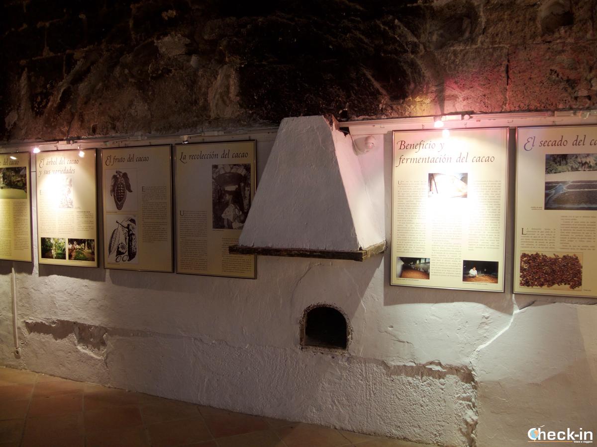 Chocopass di Saragozza: il Museo del cioccolato del Monasterio de Piedra