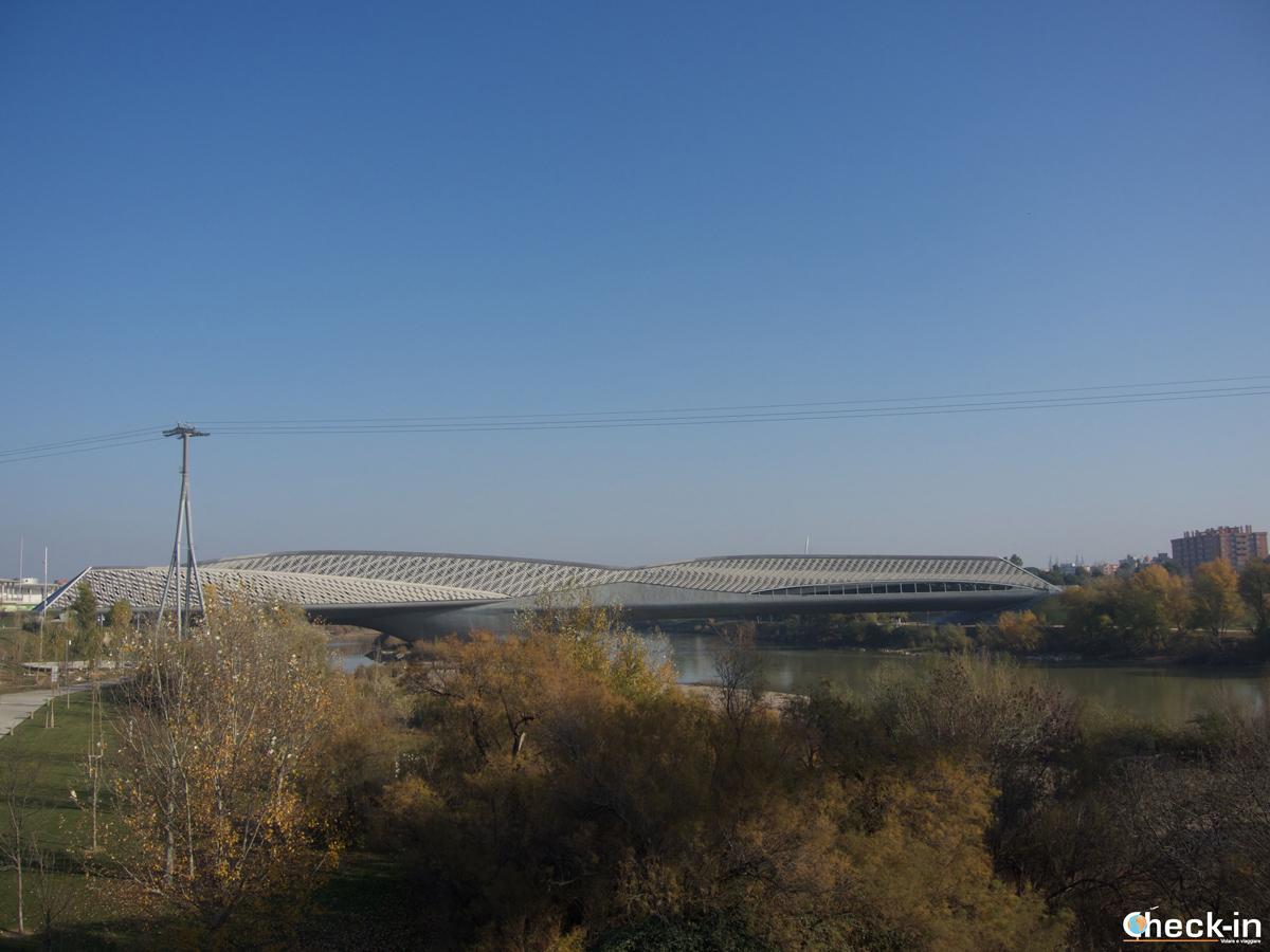 Zaragoza Expo 2008: il Pabellón Puente