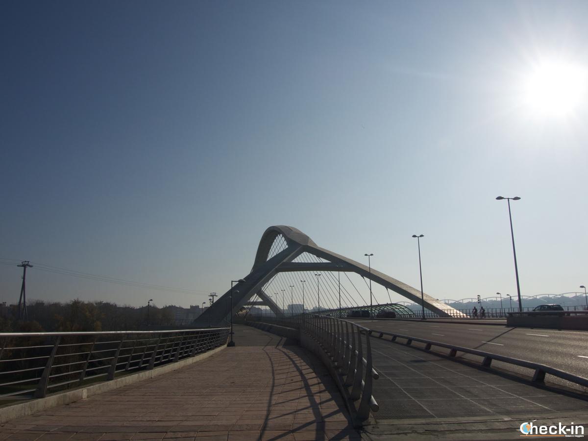 Zaragoza Expo 2008: il Puente del tercer milenio
