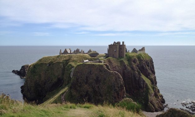 Dunnottar Castle, escursione da Aberdeen alla scoperta di un castello unico