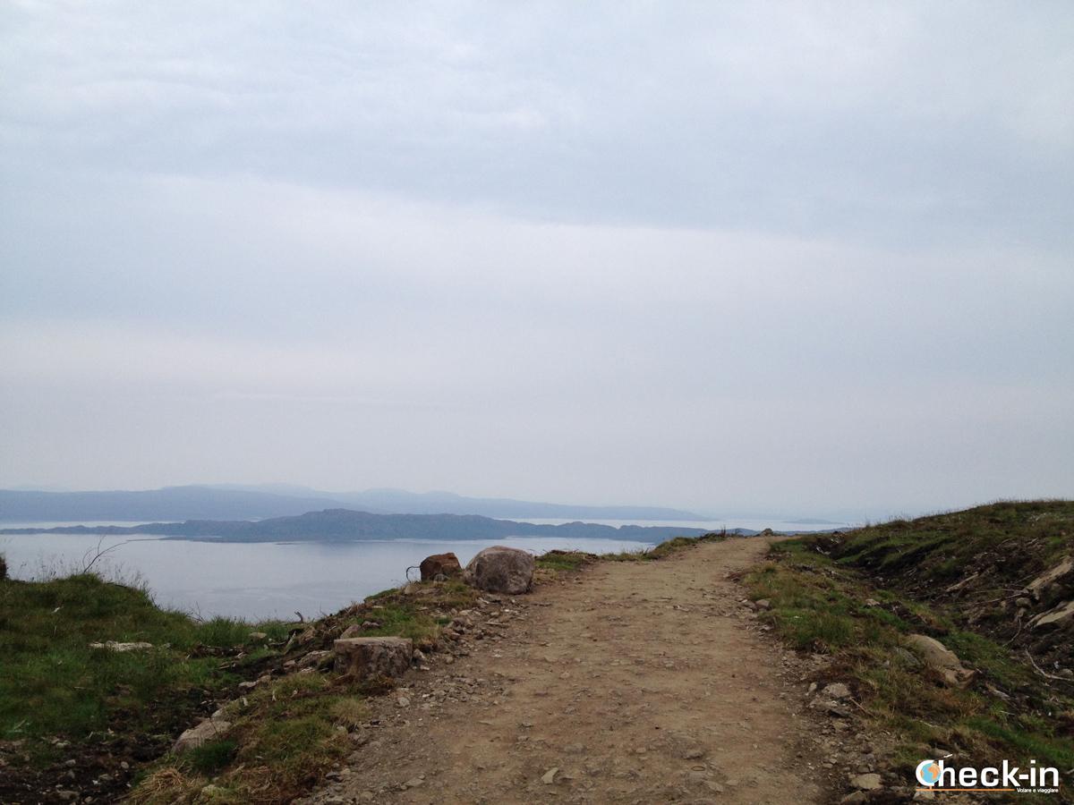 """La mia """"via del paradiso"""" sull'isola di Skye"""