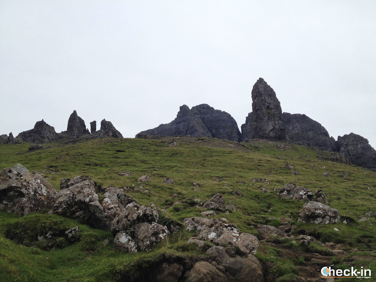 Old Man of Storr, isola di Skye