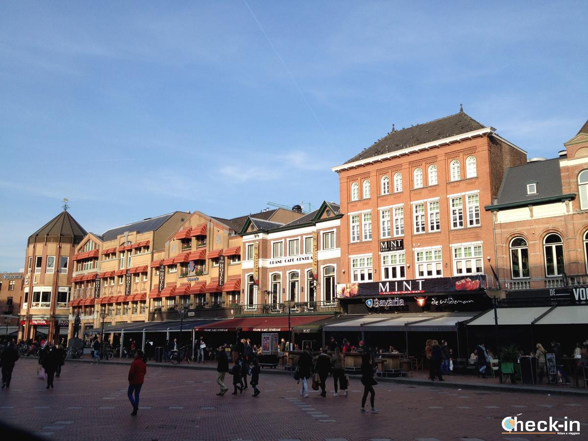 Cosa fare e vedere a eindhoven la citt olandese del for Cosa visitare ad eindhoven