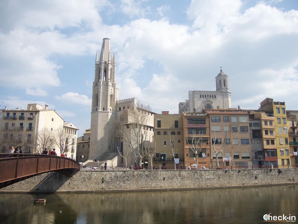 La Chiesa di Sant Feliu di Girona