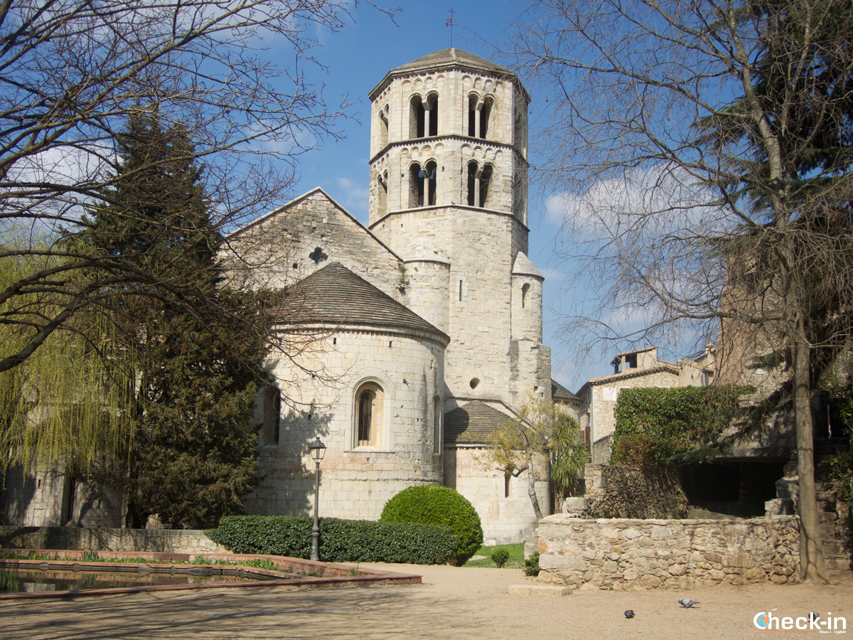 Cosa vedere a girona: Sant Pere de Galligant