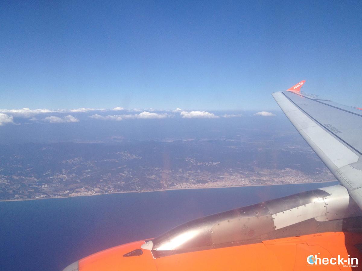 Collegamenti aerei diretti tra Italia e Costa Brava (Catalogna, Spagna del nord)