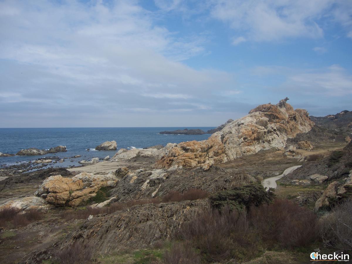 Da Cadaqués a Cap de Creus: il Paratge di Tudela
