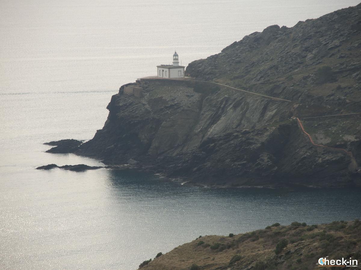 Il Faro di Cala Nans a Cadaqués