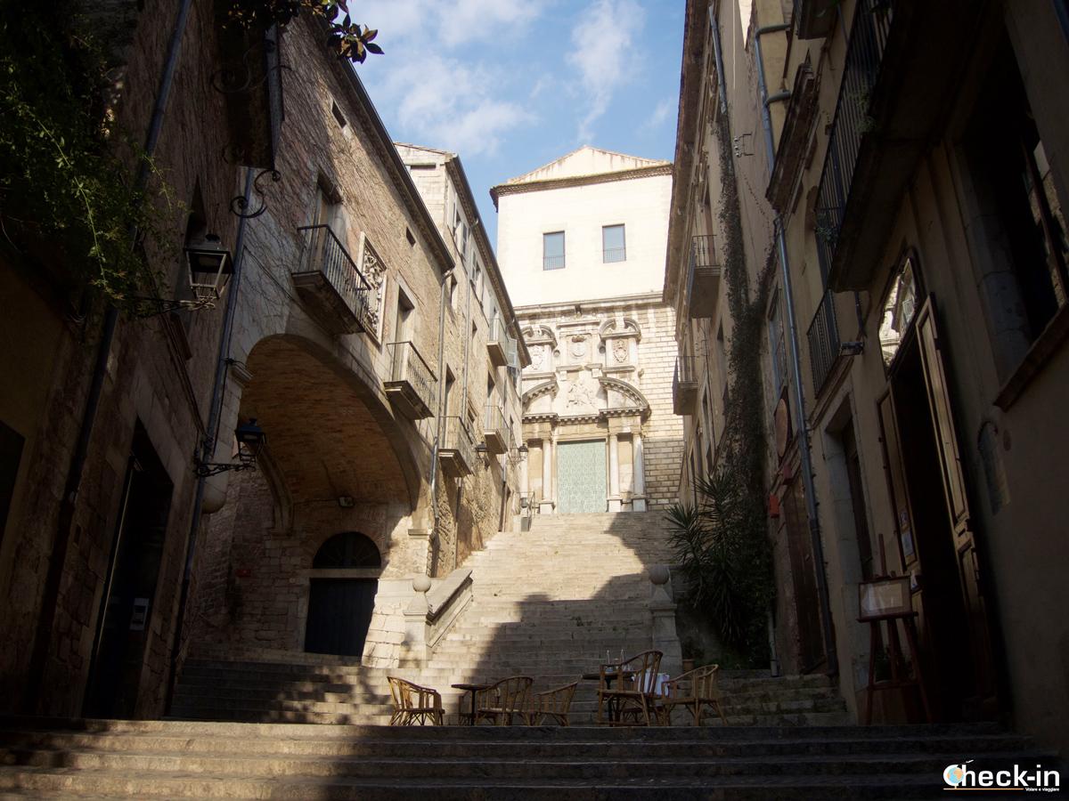 La Església de Sant Martí Sacosta di Girona