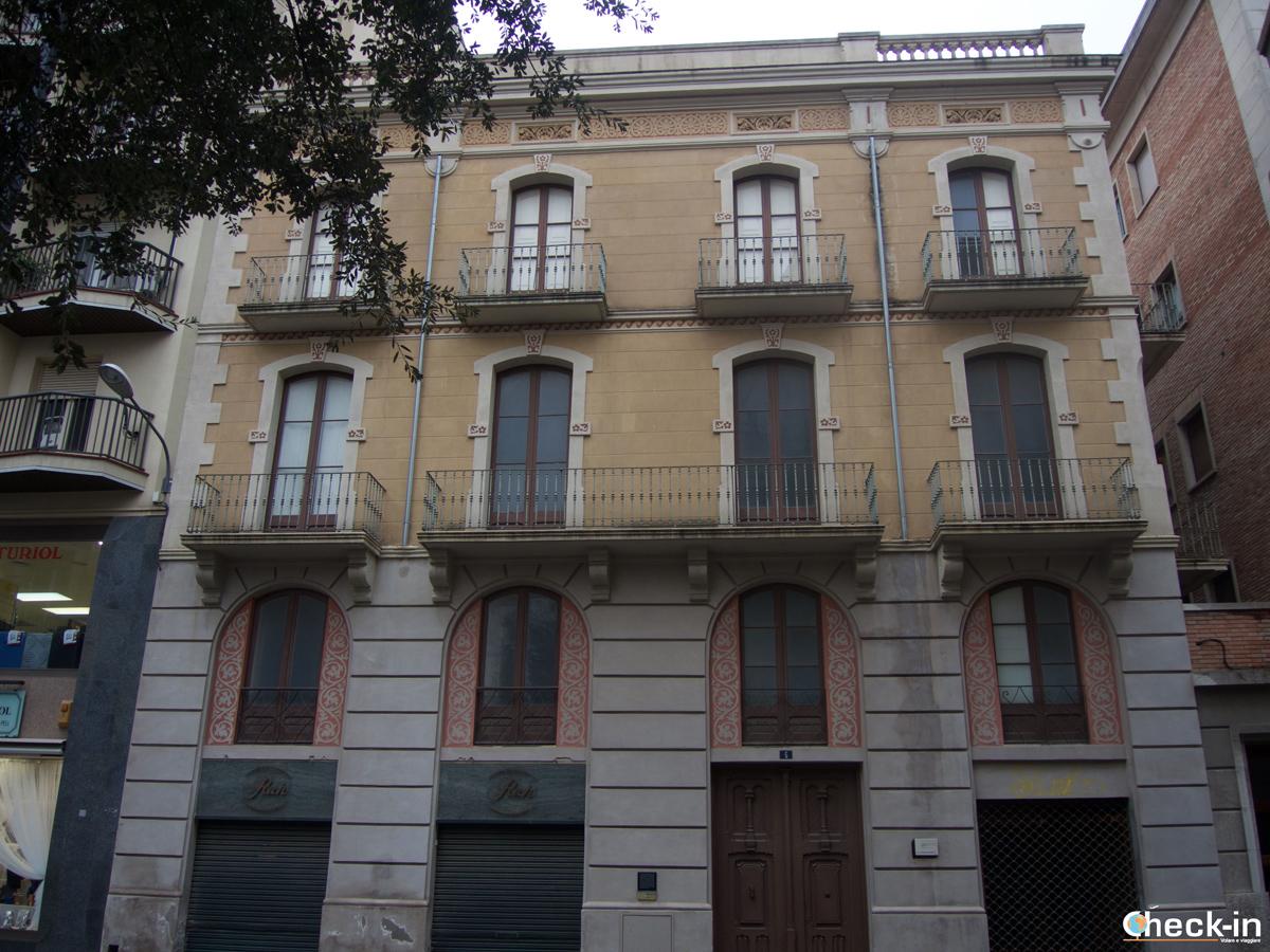 La casa natale di Dalí a Figueres