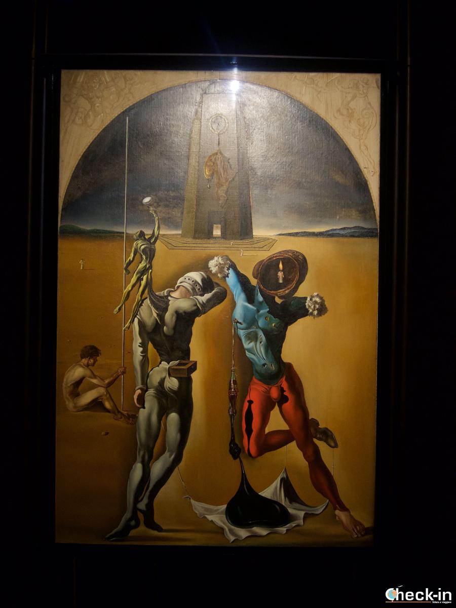 "Museo Dalí di Figueres: ""Poesie d'America"""