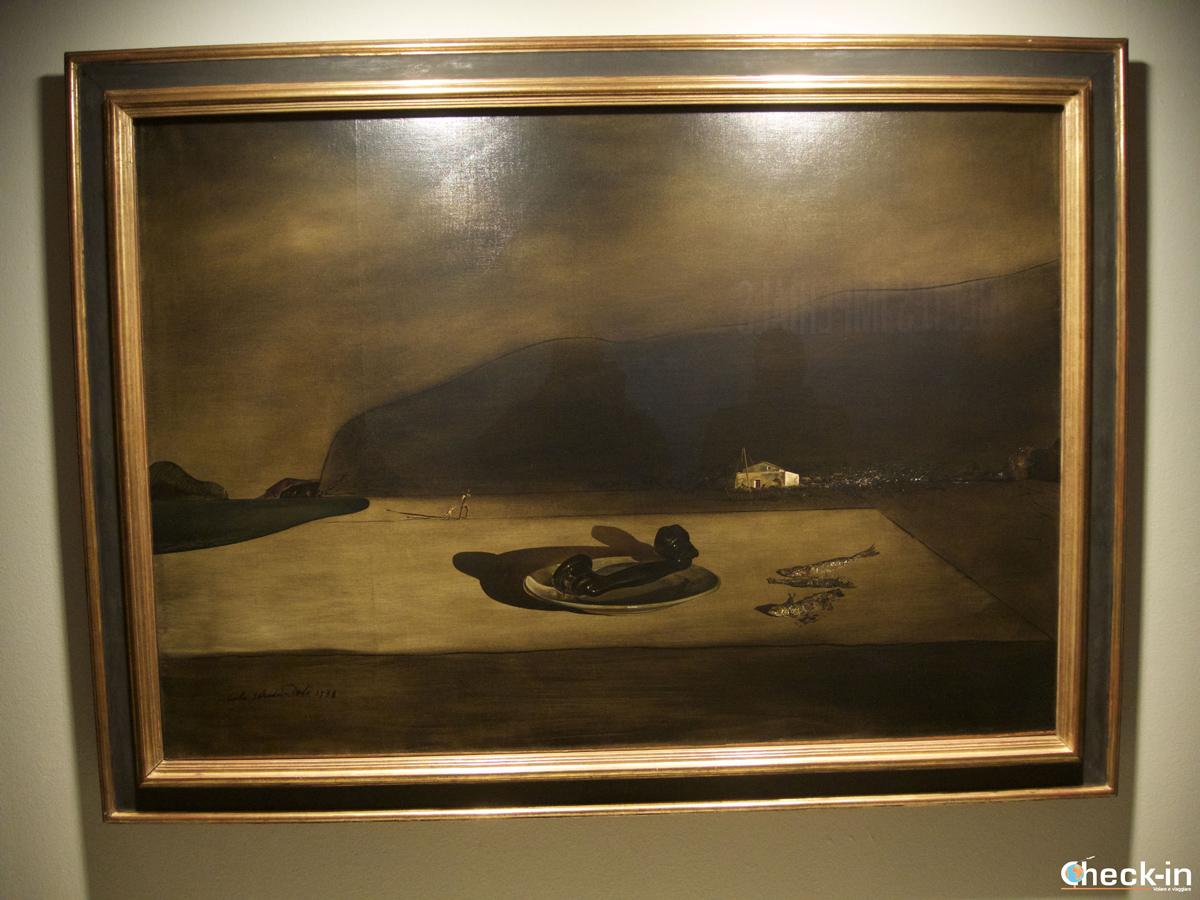 "Museo Dalí di Figueres: ""Violetas imperiales"""