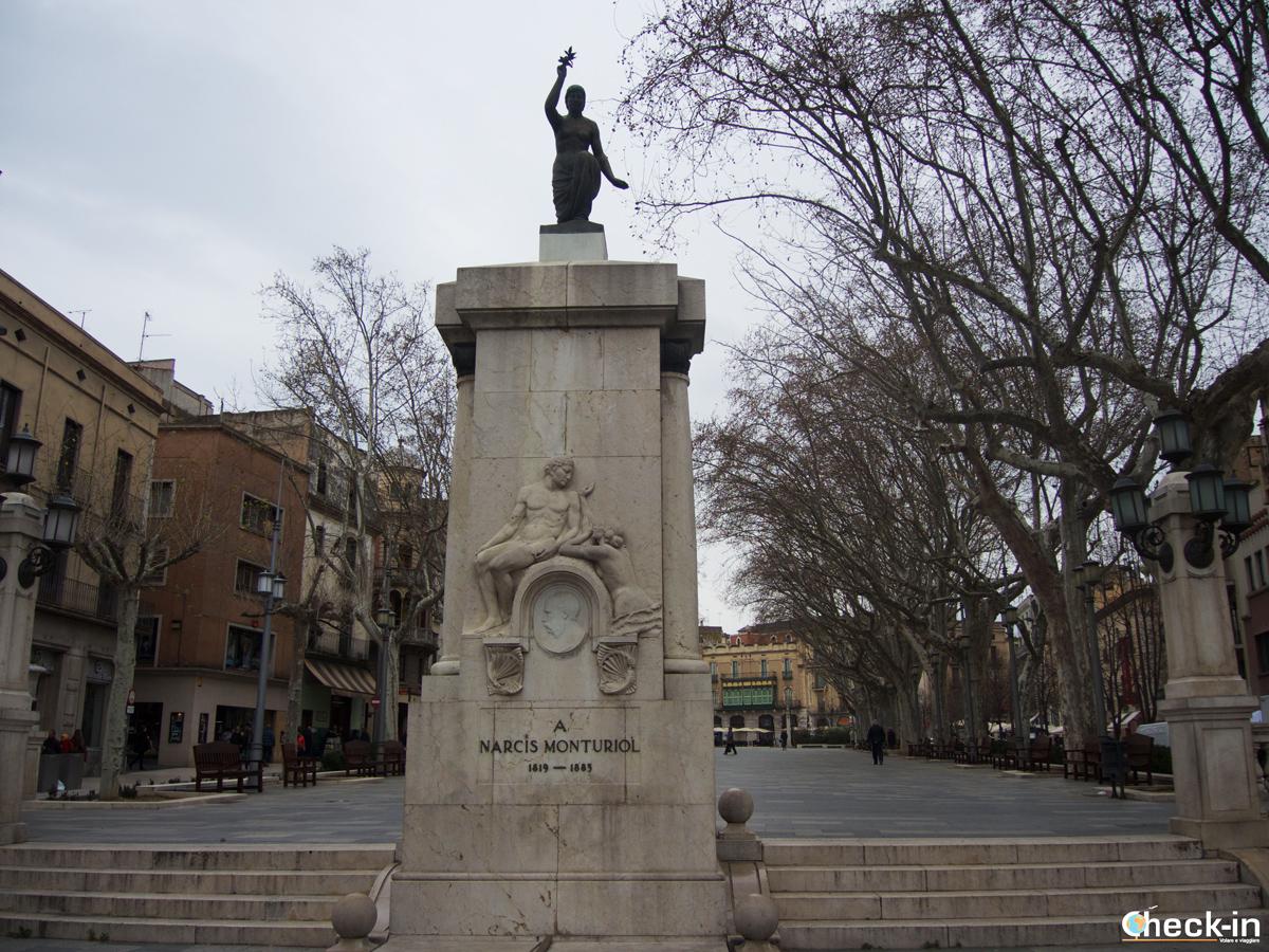 La Rambla di Figueres