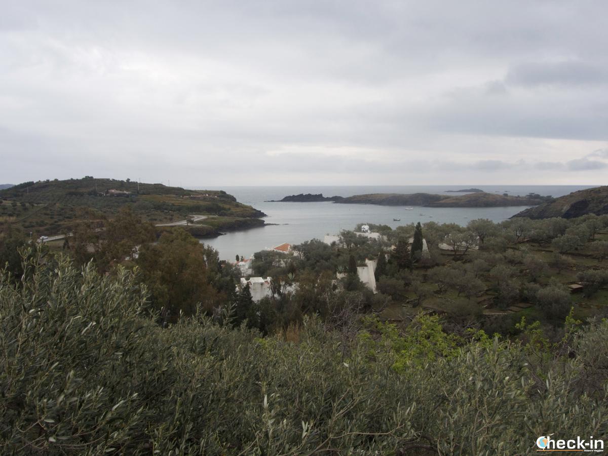 La cala di Port Lligat