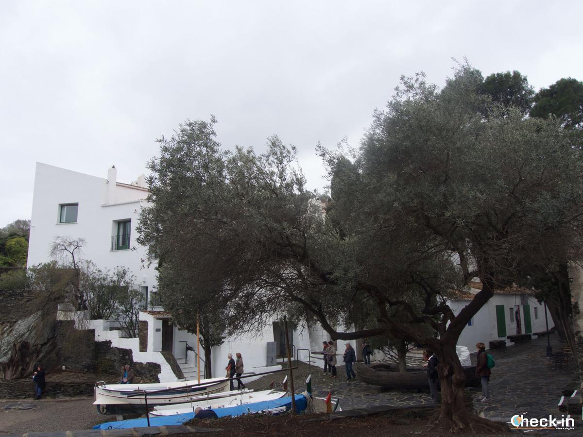 La casa di Dalí a Port Lligat