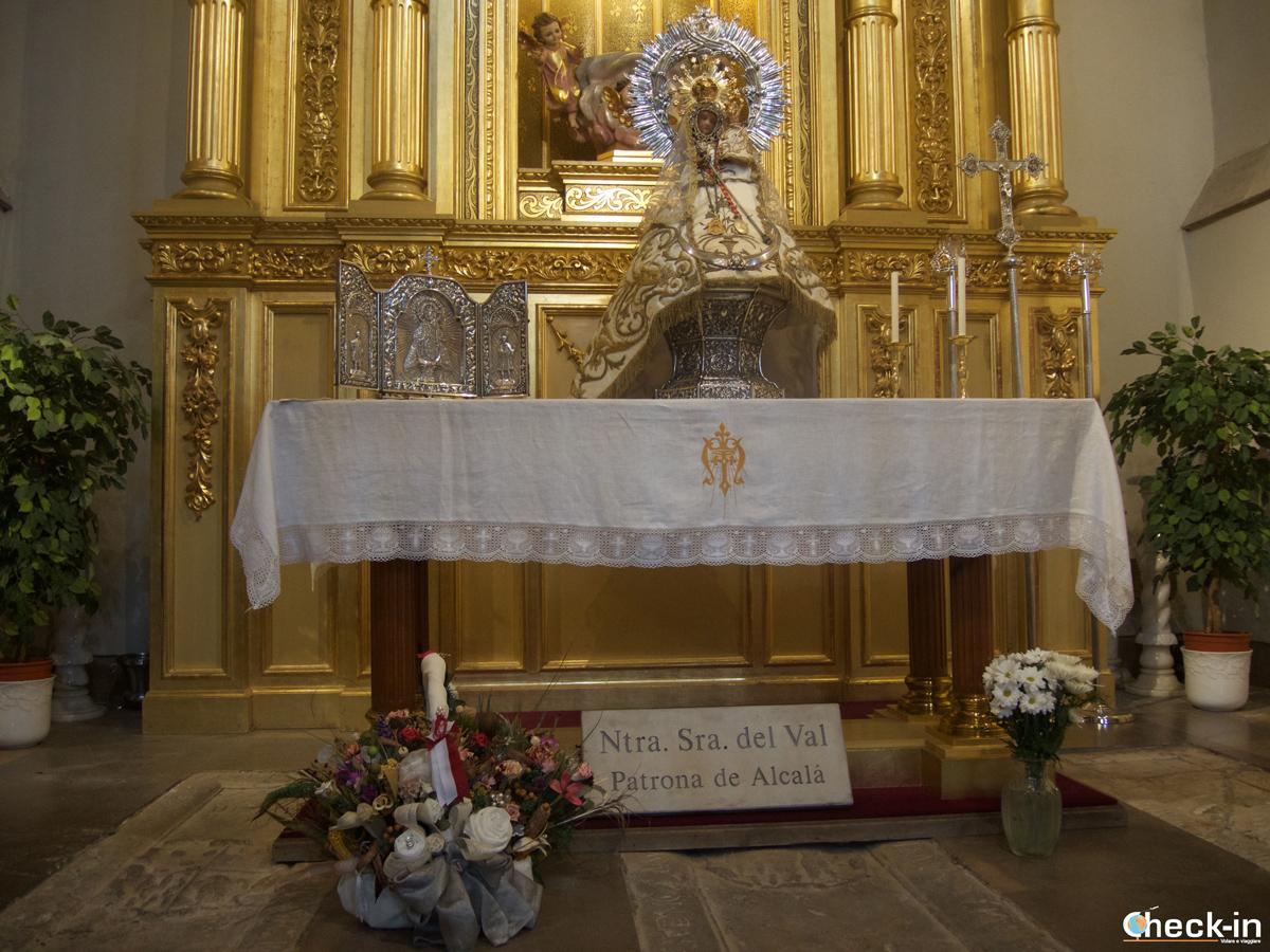 Cappella dedicata alla Vergine patrona di Alcalá de Henares