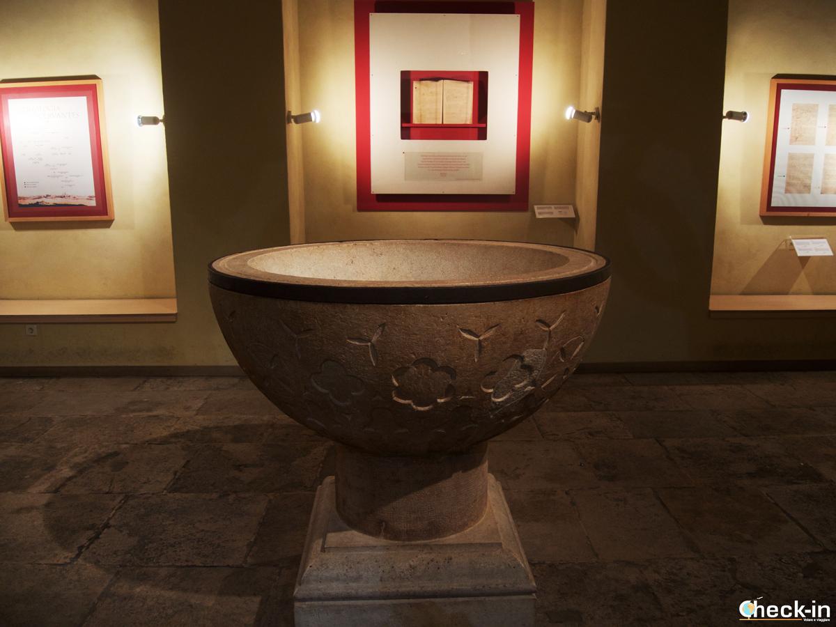 Alcalá de Henares: la fonte dove è stato battezzato Miguel de Cervantes