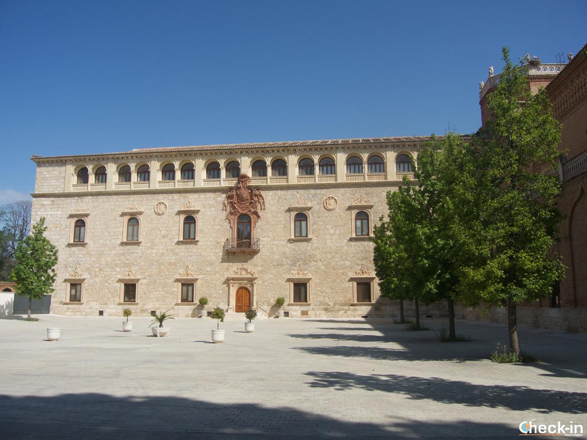 Il Palacio Arzobispal di Alcalá de Henares