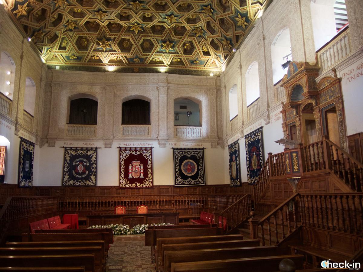 Il Paraninfo dell'Universidad de Alcalá de Henares