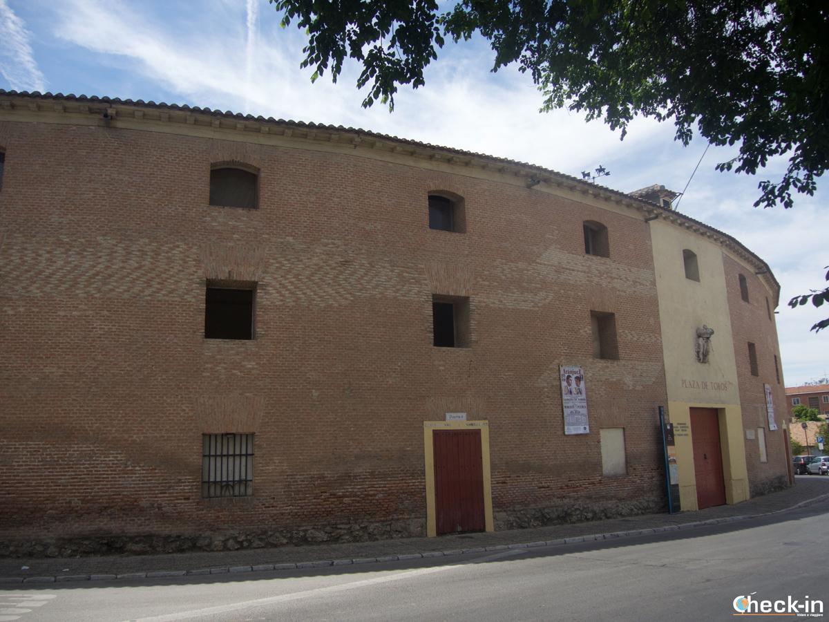La Plaza de Toros di Aranjuez