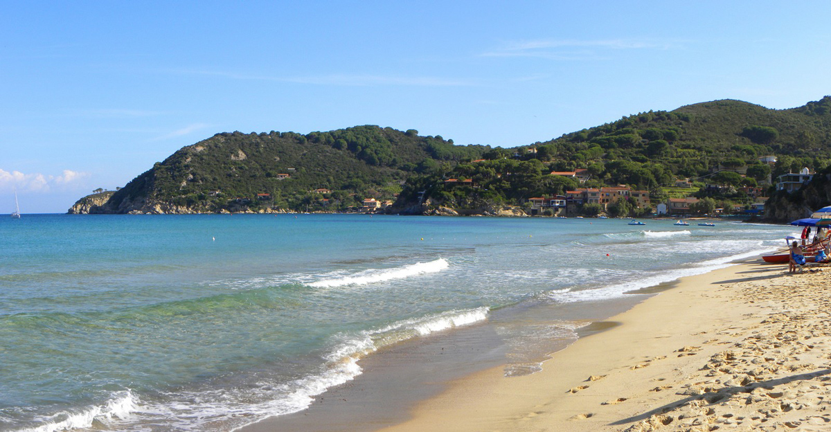 Itinerario sull 39 isola d 39 elba tra mare storia e cultura for Soggiorno isola d elba