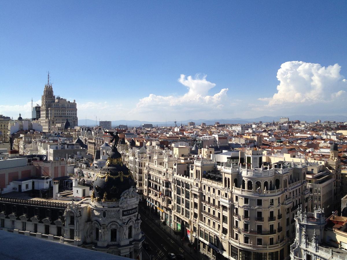 Alloggi per studenti Erasmus nel centro di Madrid con Uniplaces