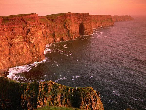 10 luoghi da non perdere in Irlanda: le Cliffs of Moher