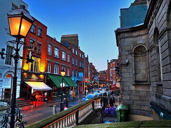 10 luoghi da non perdere in Irlanda: Dublino