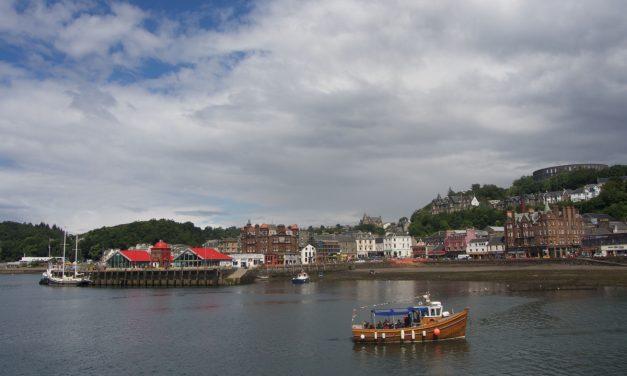 Oban, cosa vedere nella capitale scozzese del pesce e porta d'accesso alle isole Ebridi