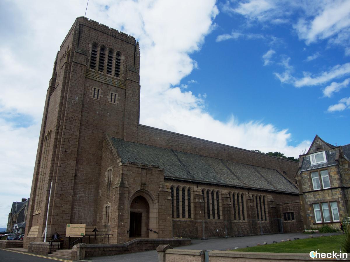 La St. Columba's Cathedral di Oban