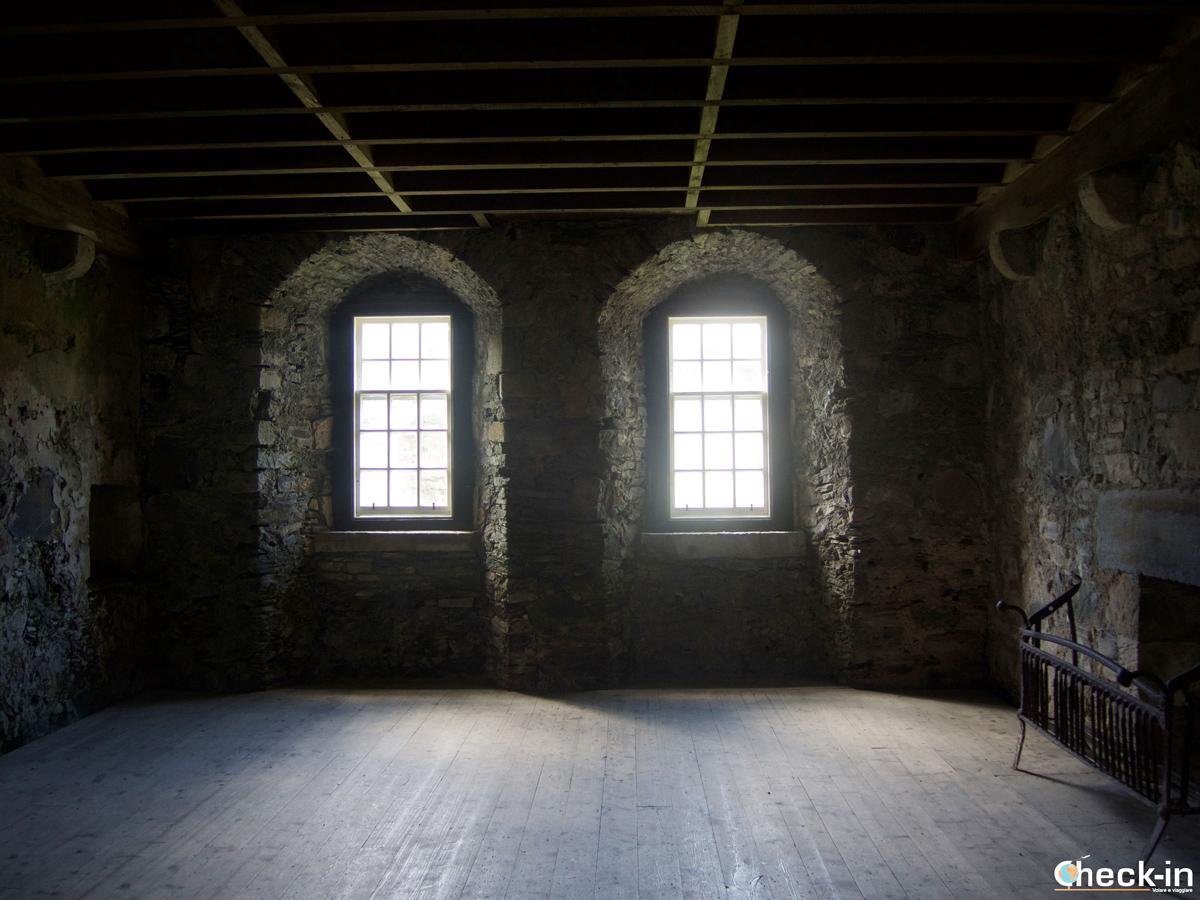 Visita di Dunstaffnage Castle: la Gatehouse