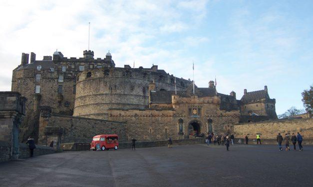 Castello di Edimburgo, cosa vedere nel castello scozzese più famoso ed acquisto online dei biglietti su VisitBritain shop
