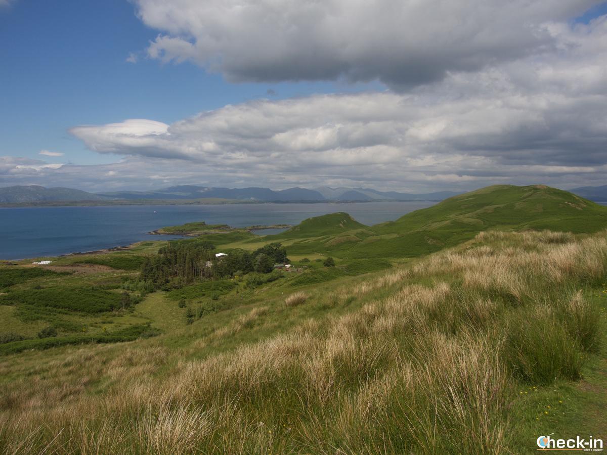 Cartolina da sogno da Kerrera Island