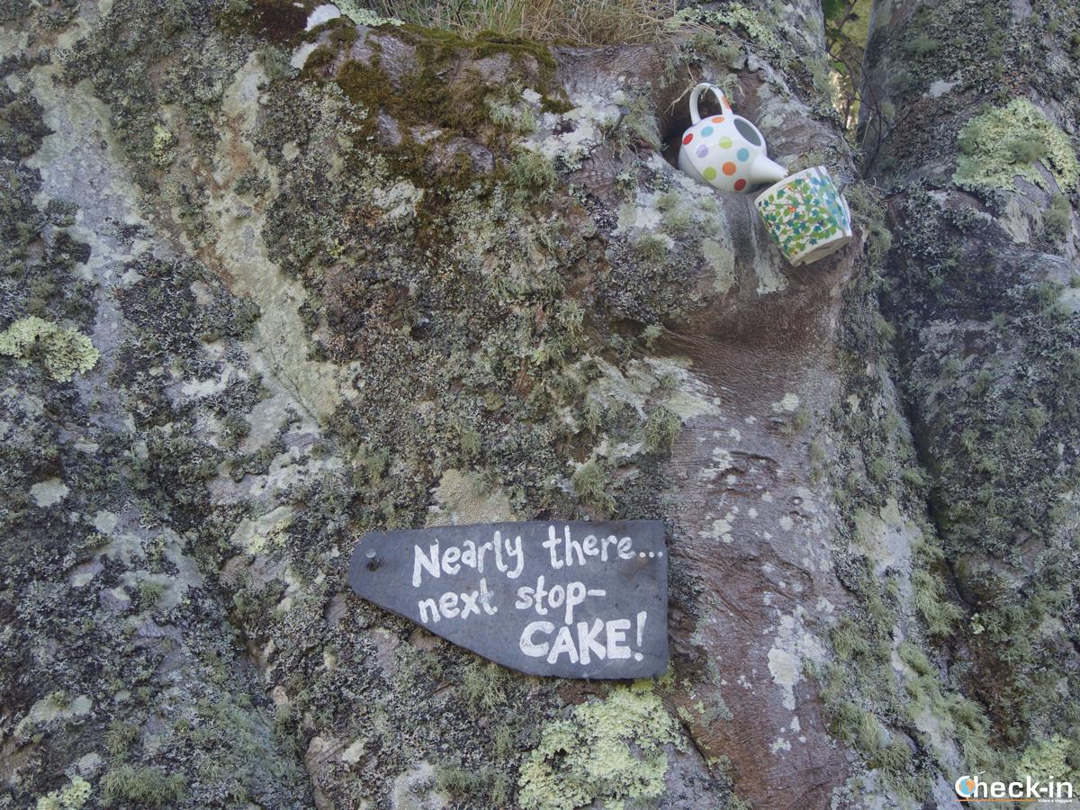Kerrera Island: indicazioni per il Tea Garden