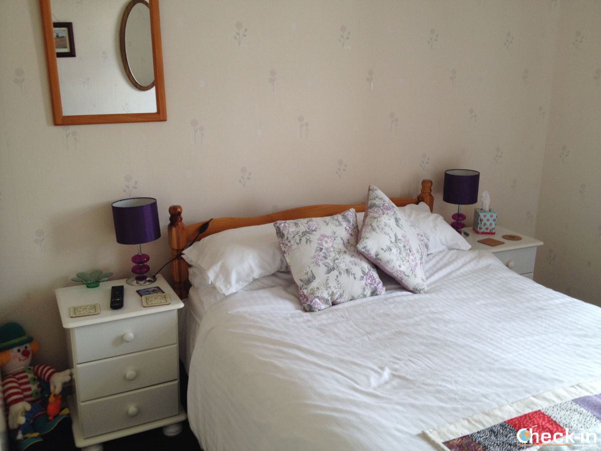 Camera da letto a B&B Shepherds House di Oban