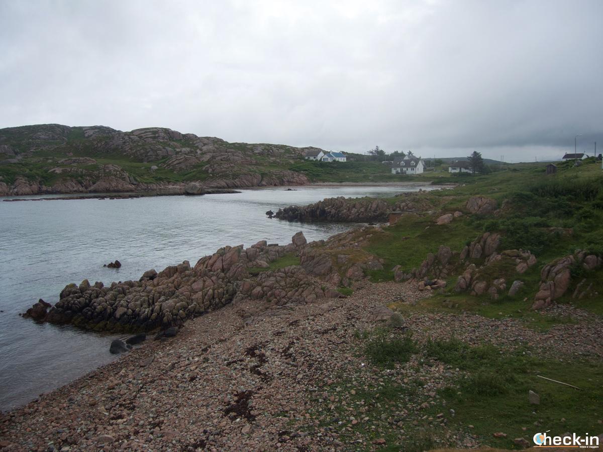 Tour delle isole Ebridi: Fionnphort a Mull