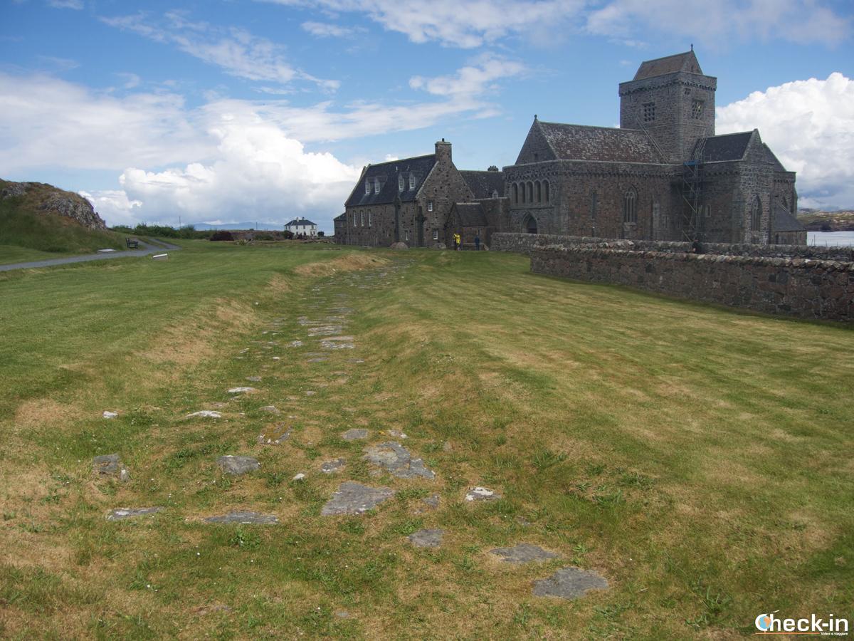 Tour delle isole Ebridi: la Iona Abbey