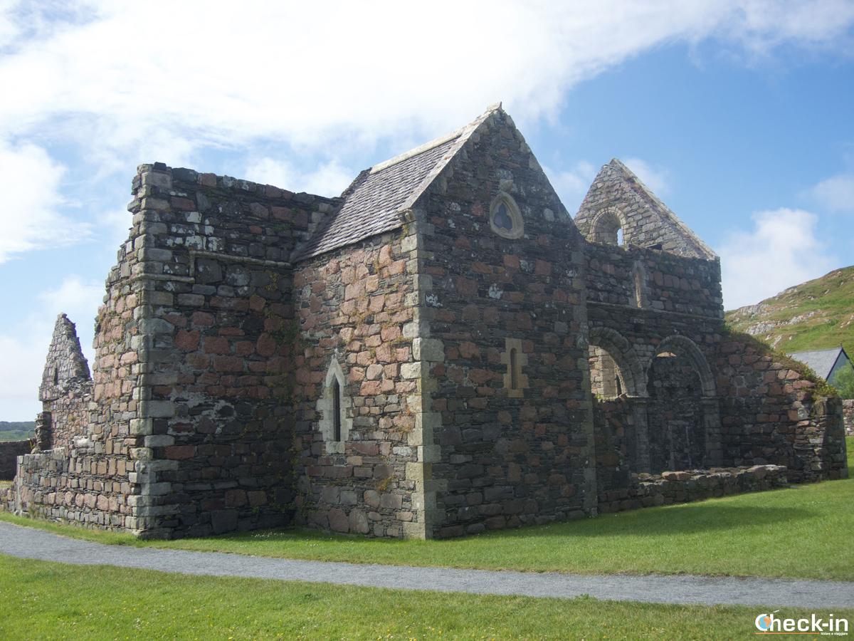 Tour delle isole Ebridi: le rovine della Iona Nunnery