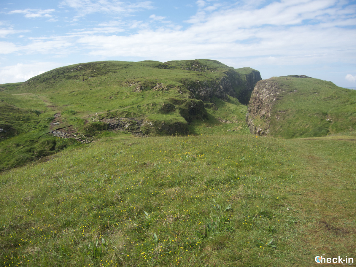 Tour delle isole Ebridi: l'altra faccia di Staffa
