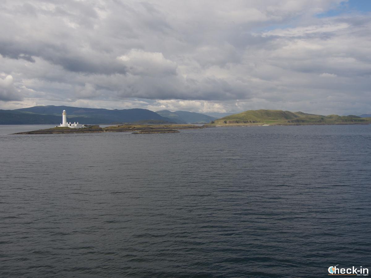 Tour delle isole Ebridi: ritorno a Oban
