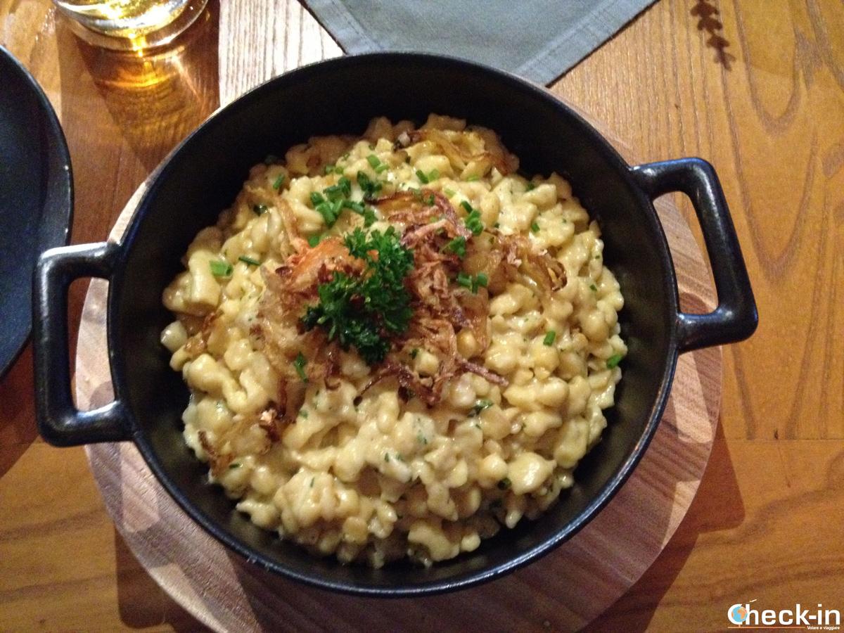 Cosa mangiare in Austria: l'Ellmauer Kasspatzl
