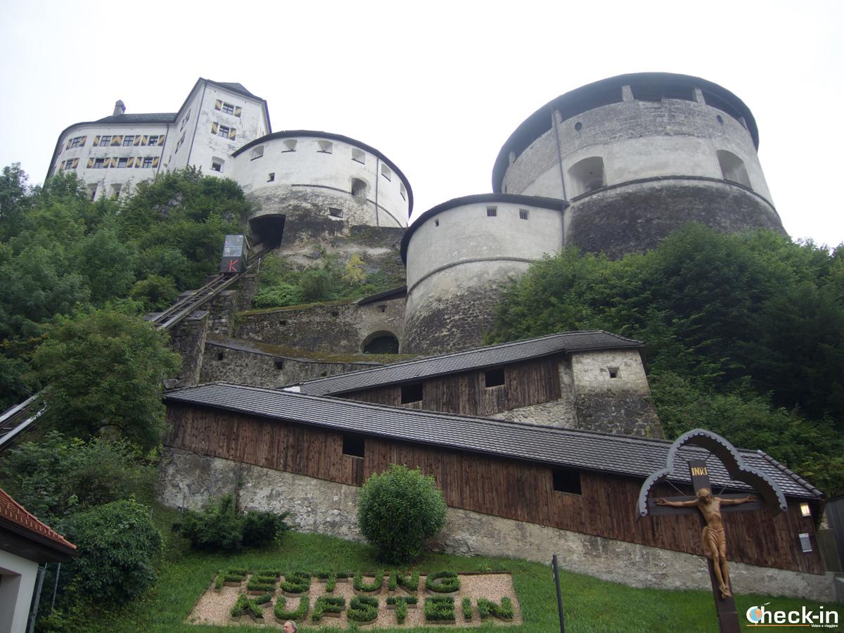 Cosa vedere a Kufstein: la Festung, la celebre Fortezza, e l'Organo degli Eroi