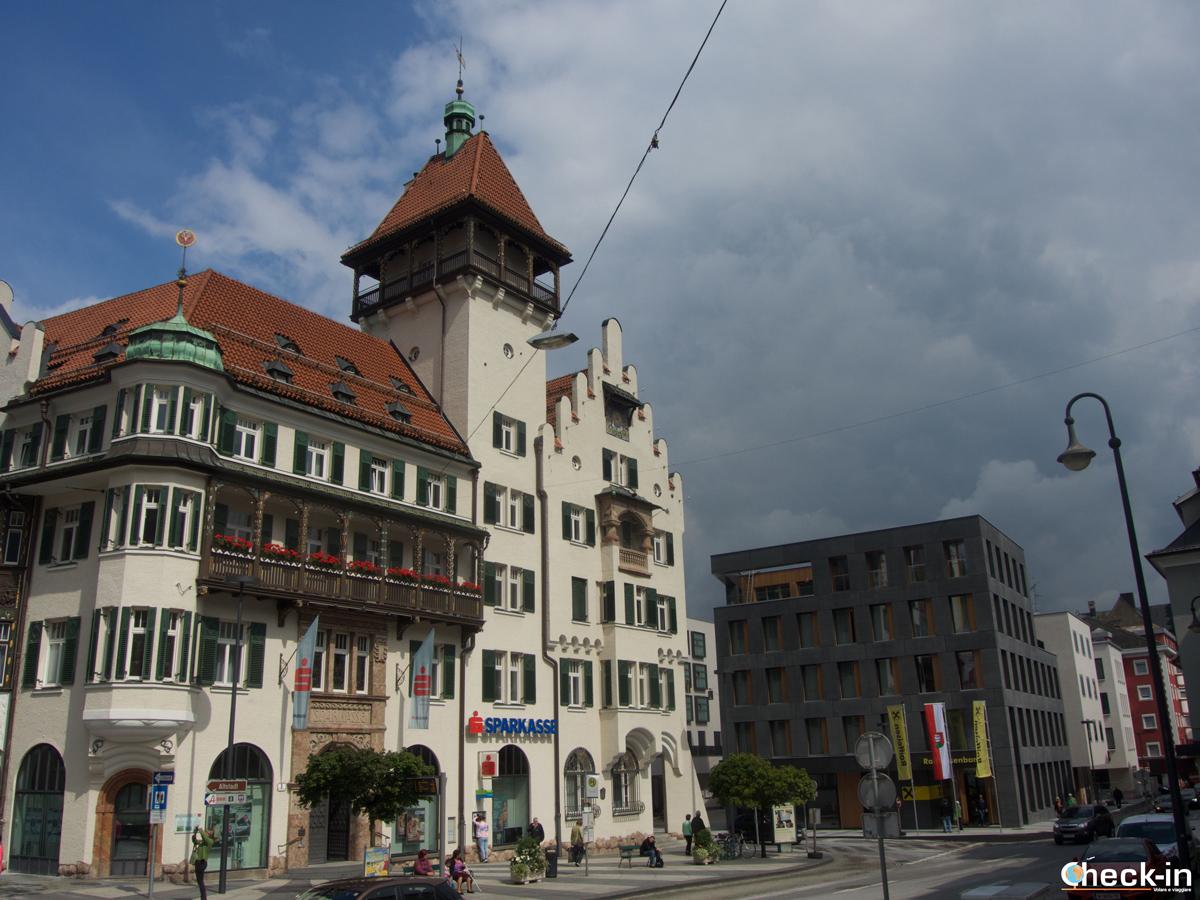 Cosa vedere a Kufstein: la Oberer Stadtplatz