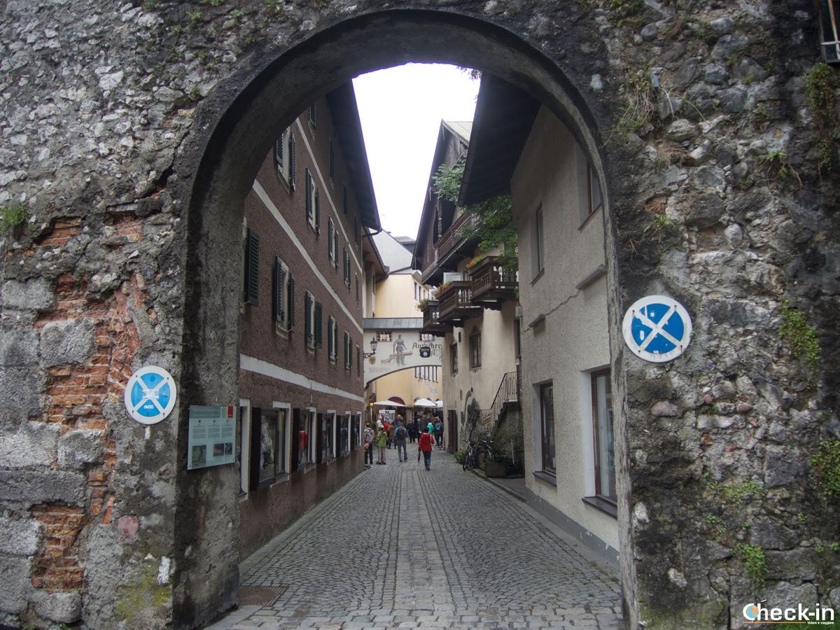 Cosa vedere a Kufstein: i resti delle antiche mura
