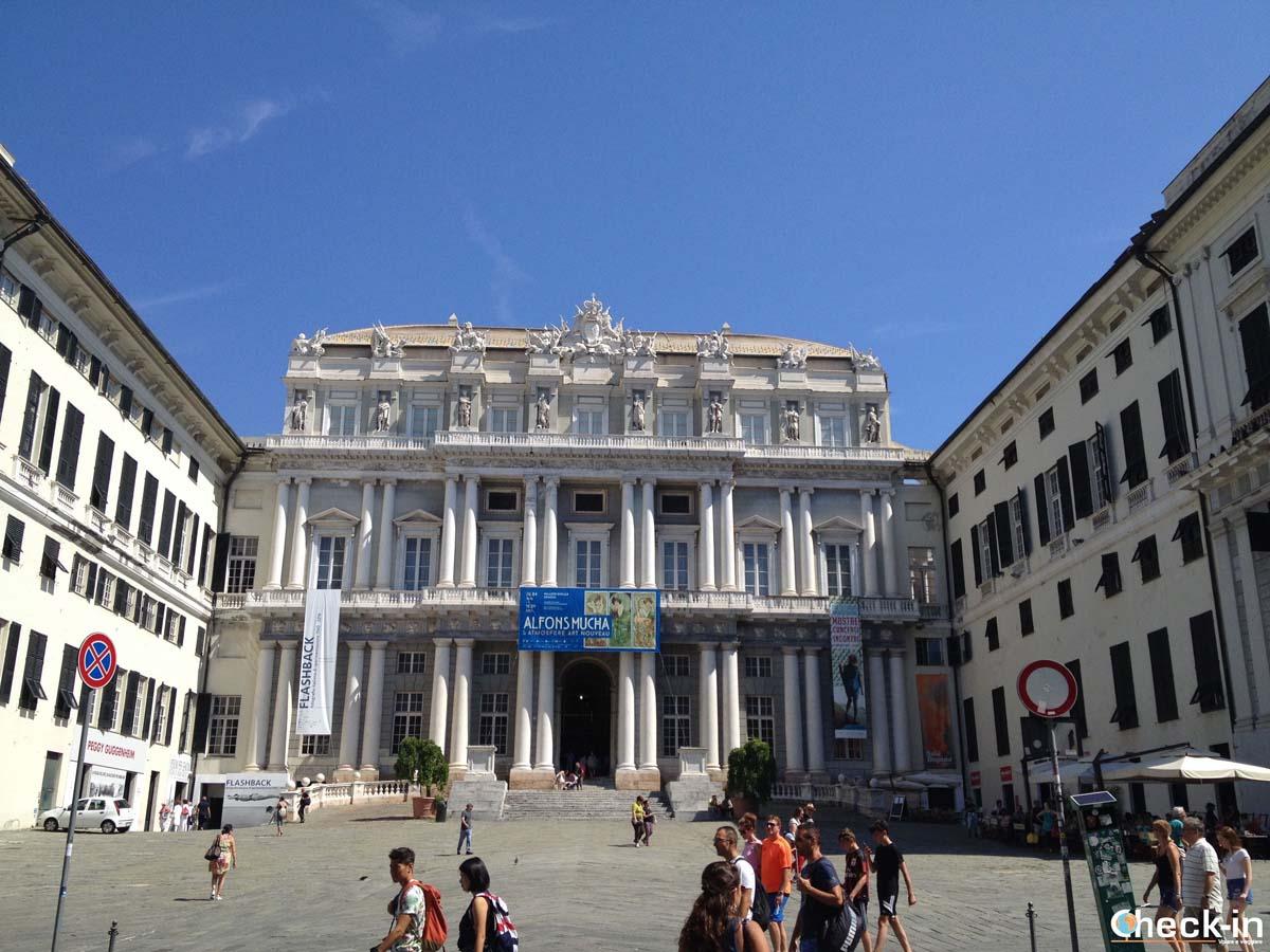 Cosa vedere nel centro storico di Genova: Palazzo Ducale